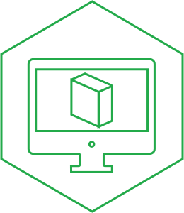 Computer Screen Icon